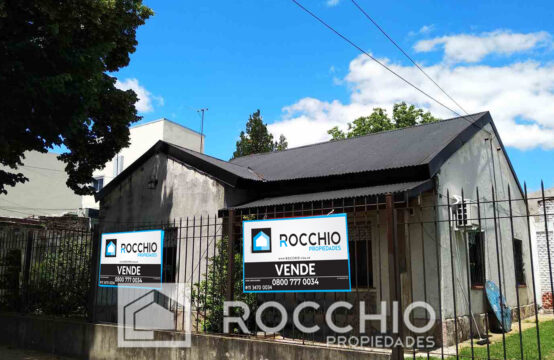 Casa en Chilavert, Belgrano 6300