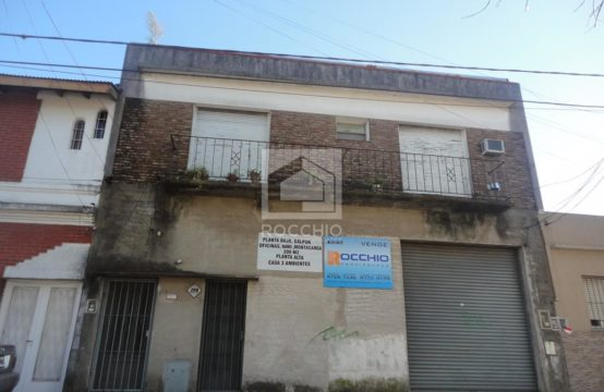Galpon en JL.Suarez, Quiroga 2300