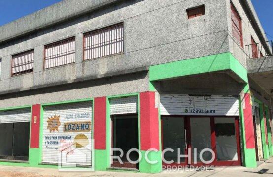 Local en J.L.Suarez, Sarratea 9100